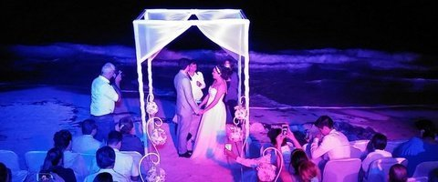 Servicio de bodas Hotel Dos Playas Beach House
