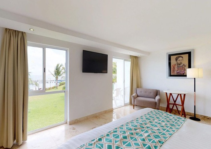 Standard all inclusive hotel dos playas faranda cancún