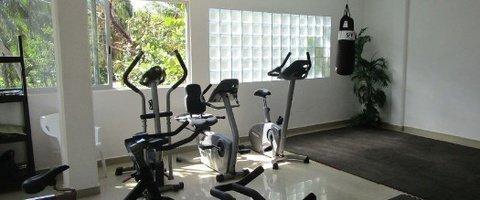 Gimnasio Hotel Faranda Dos Playas Cancún