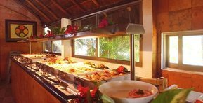 Restaurante Iguanas Hotel Dos Playas Beach House