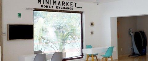 Mini market Hotel Faranda Dos Playas Cancún