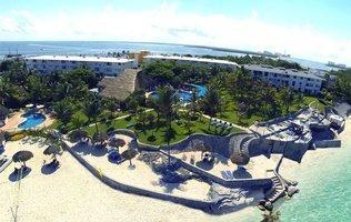 Panorámica Hotel Faranda Dos Playas Cancún