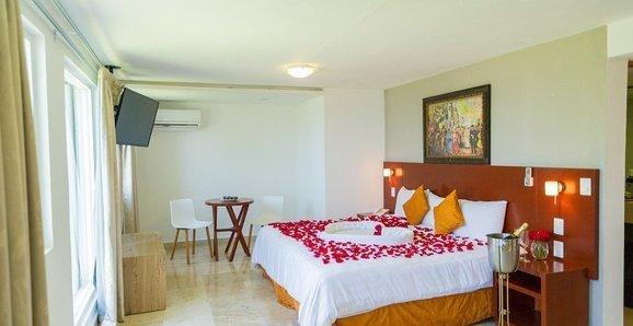 Habitación Estándar Hotel Dos Playas Beach House